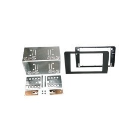 Kit double din Rubber Touch Audi A3