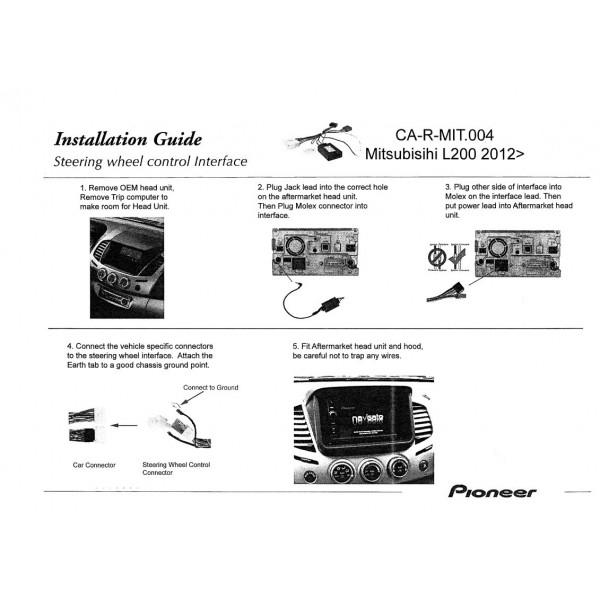 Pioneer CA-R-MIT.004