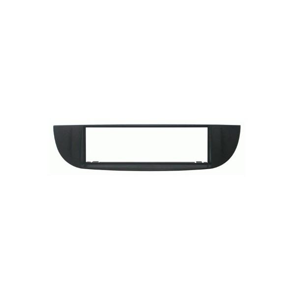 Réducteur de façade FIAT 500 Coleur noir 1 Din
