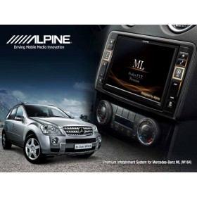Alpine X800D-ML