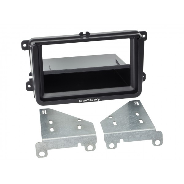 Padbay - Kit double din avec support iPad