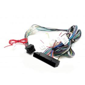 Faisceau ISO pour amplificateur Porsche