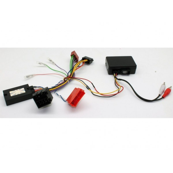 Interface commande au volant / Fibre optique Porsche 911/Boxster/Cayman ISO