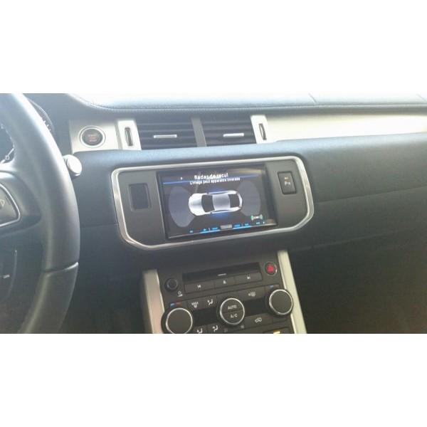 Interface Infodapter Land Rover Evoque avant 2014