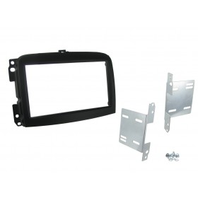 Kit autoradio double din Fiat 500L