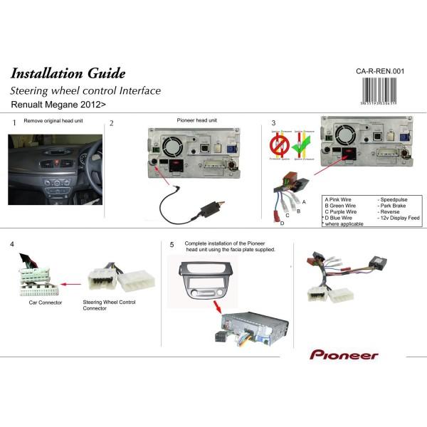 Pioneer CA-R-REN.001