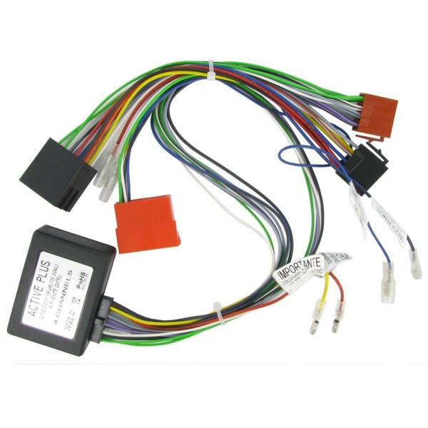 Interface amplificateur Audi/Porsche/VW