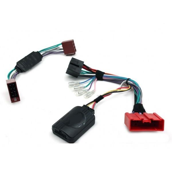 Interface Mazda 6, CX-5 et CX-7 avec Bose