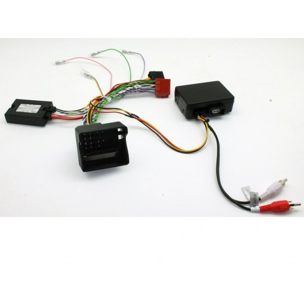 Interface commande au volant fibre optique Mercedes ML