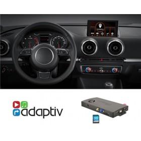 Interface multimédia GPS pour Audi A3