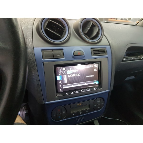 Kit double din Ford