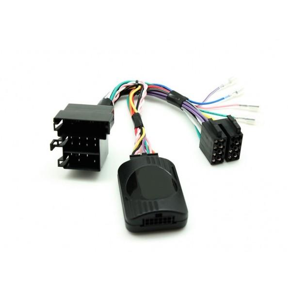 Interface commande au volant Fiat Fiorino, Qubo, Punto, Idea, 500, Doblo, Ducato