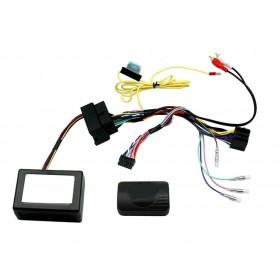 Interface commande au volant BMW S1/S3/S5 avec ampli