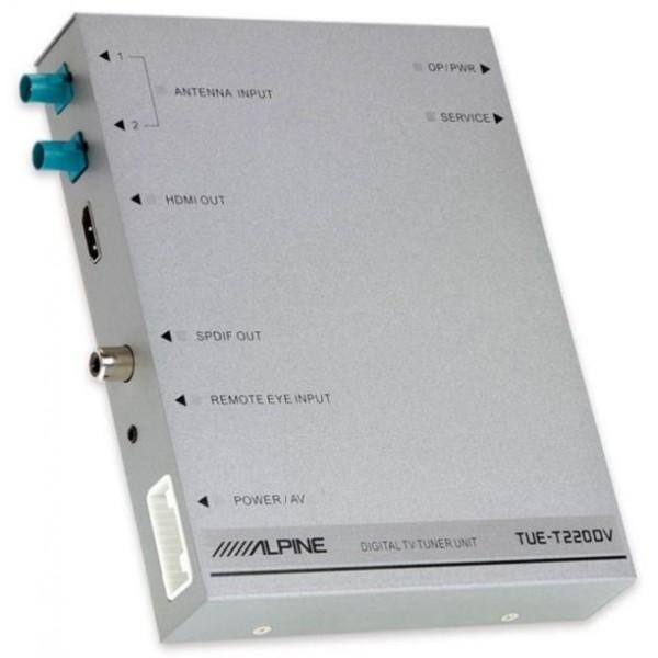 Alpine TUE-T220DV Tuner TNT DVB-T2