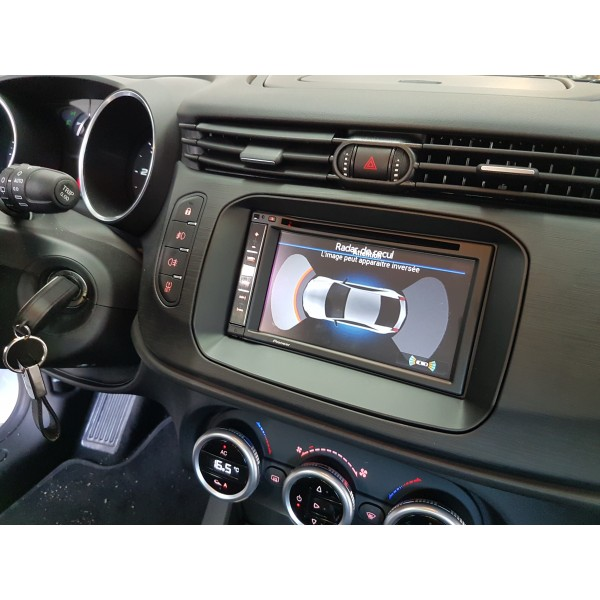 Interface infodapter Alfa  Giulietta, MiTo depuis 2014