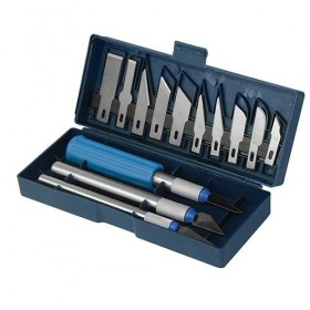 Coffret de cutters, 16 pcs