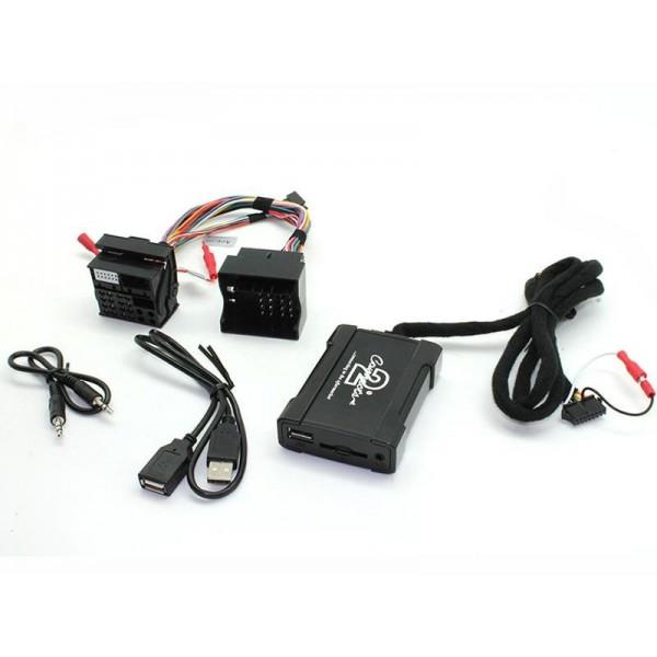 Interface USB/SD/AUX Bmw et Mini