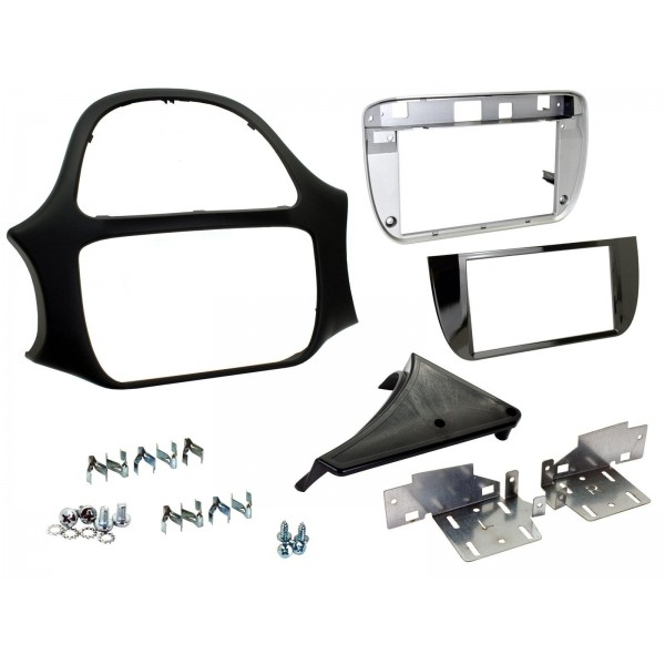 Kit double din Fiat Punto EVO