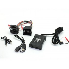 Interface USB/SD/AUX BMW - Fakra