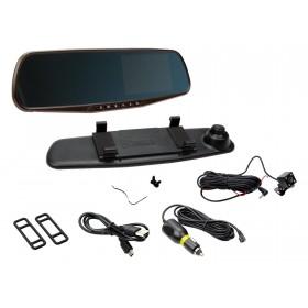Pack rétroviseur Dash Cam + caméra