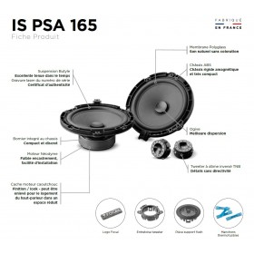 Focal IS PSA 165