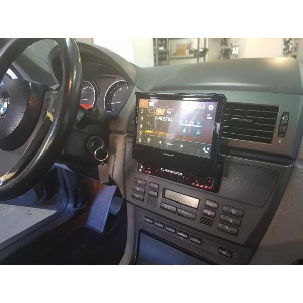 Cache autoradio Bmw X3