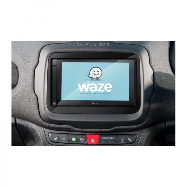 Kit double din Jeep Renegade