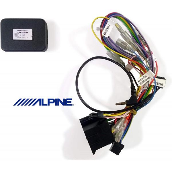 Alpine APF-S104AR