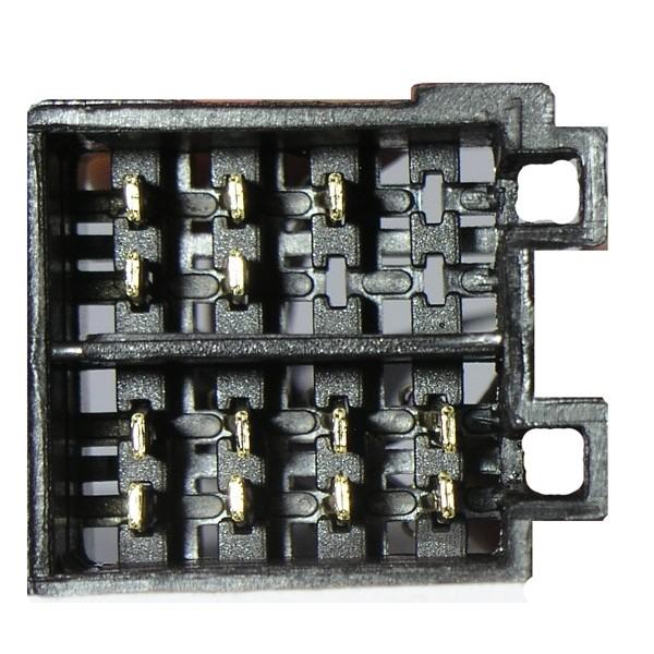 Connecteur autoradio ISO