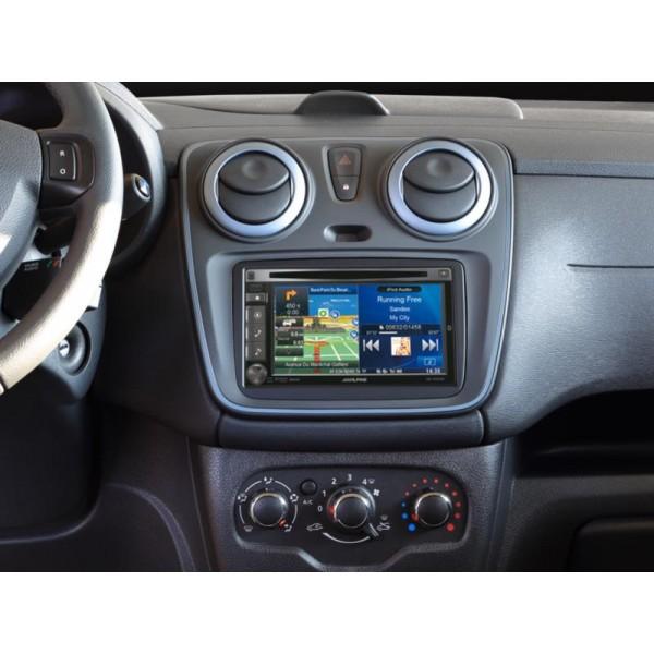 Kit 2 DIN Dacia