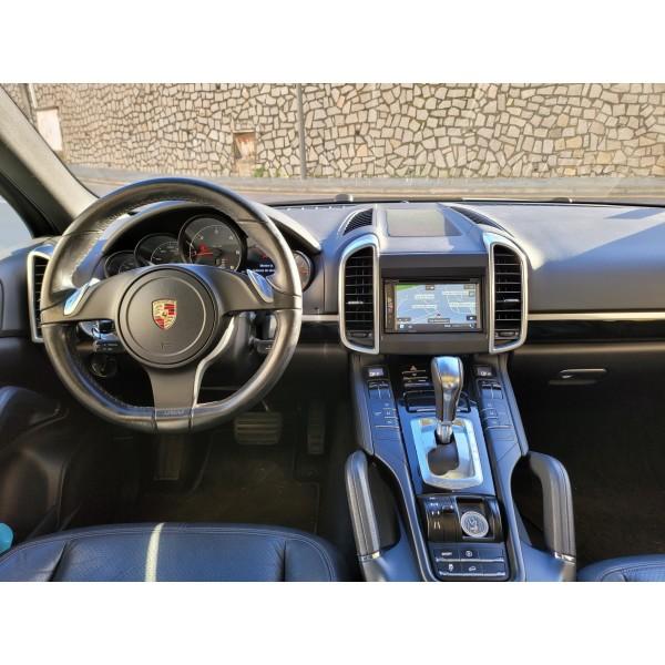 Kit 2 DIN Porsche Cayenne (92A)