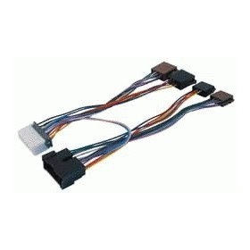 Cable kit mains-libres Chevrolet/Hyundai/Kia