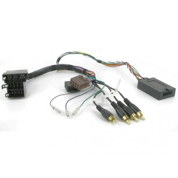 Interface Audi ISO