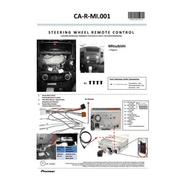 Pioneer CA-R-MI.001