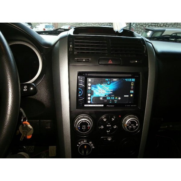 Kit double din Suzuki Grand Vitara
