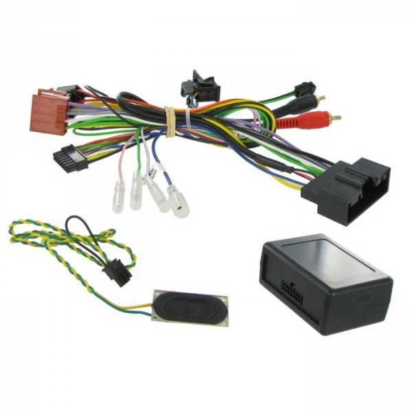 Interface Ford depuis 2012