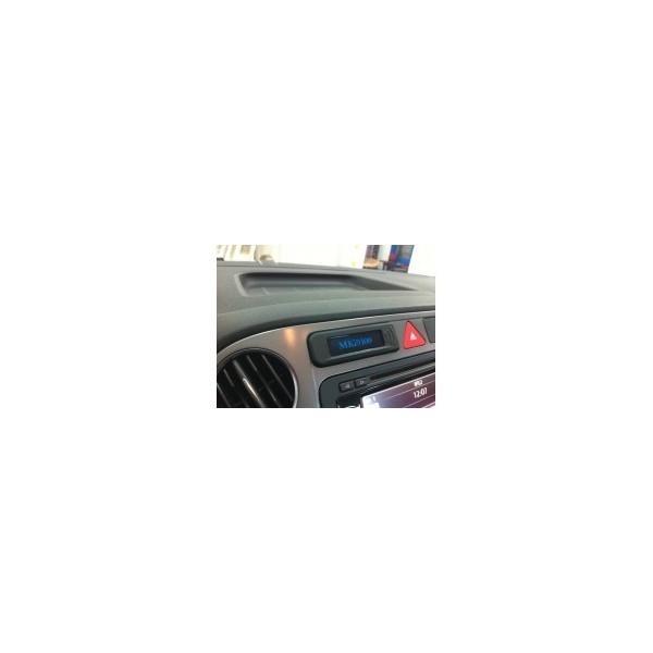 Intégration VW Tiguan Golf Parrot MKI9100