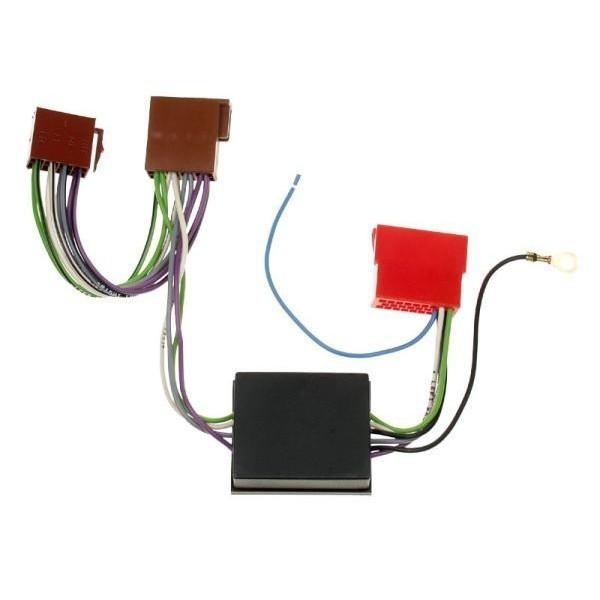 Interface pour systeme hifi Audi