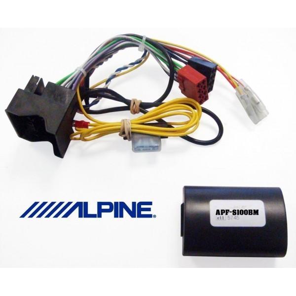 ALPINE APF-S100BM