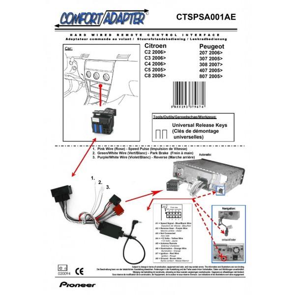 Pioneer CTSPSA001AE