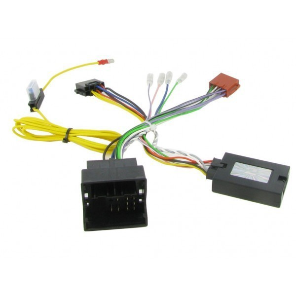 Interface Mercedes C w204