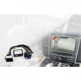 Interface vidéo Porsche PCM3.1
