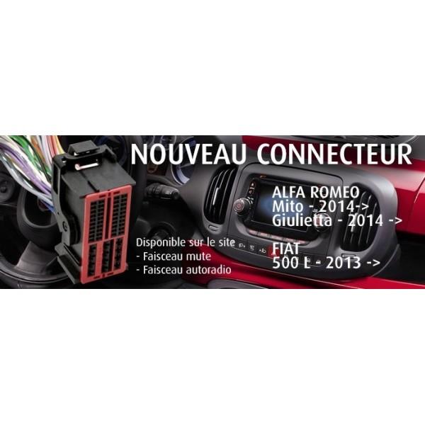 Faisceau mute Alfa - Fiat depuis 2014