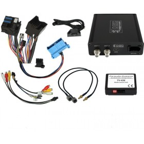 Tuner TNT BMW CCC/CIC USB PLAYER