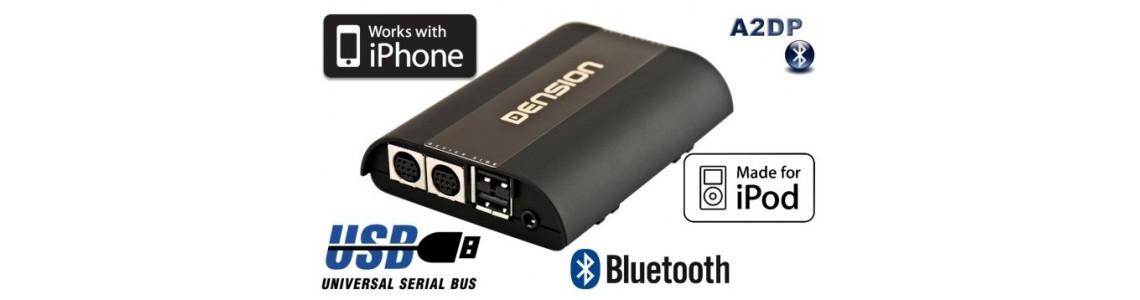 Bluetooth Peugeot