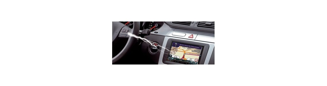 Interface commande au volant Mitsubishi