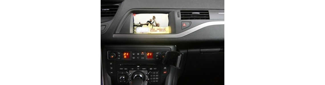 Interface multimédia Peugeot