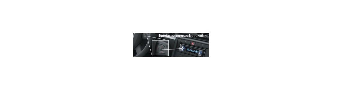 Interface commande au volant Nissan