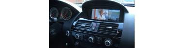 Interface multimédia Bmw