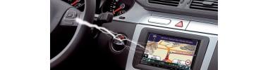 Interface commande au volant Audi
